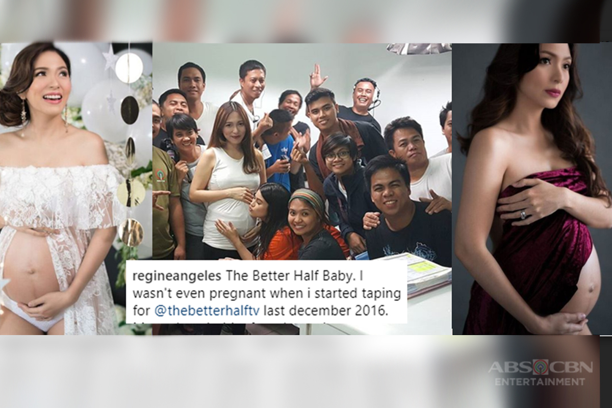 Sexy preggy! 16 times Regine Angeles stayed stylish even with her baby bump
