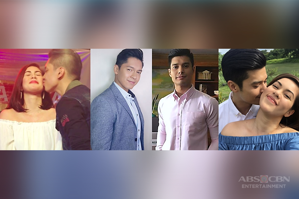 Marco vs. Rafael: 22 Photos that proved Camille is the luckiest!
