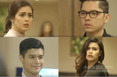 "Shaina, Carlo, Jc, Denise come face to face in most-awaited revelation in ""The Better Half"""