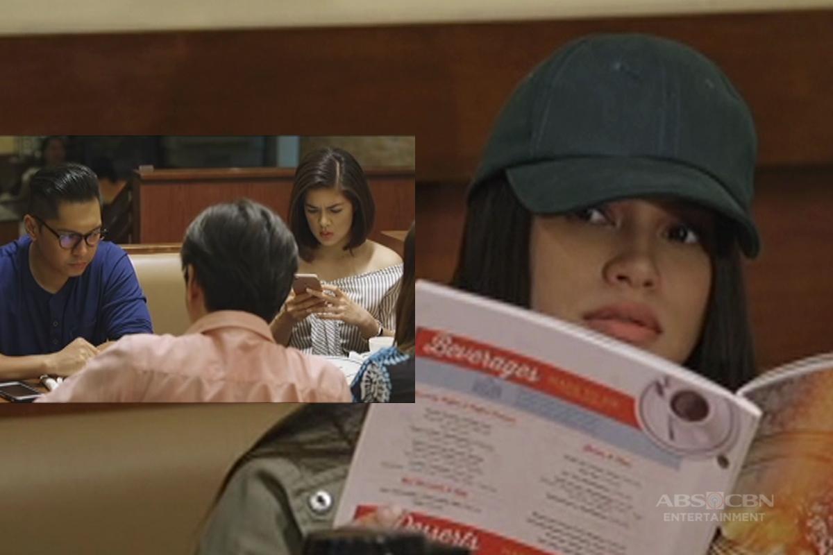 Bianca, sinundan sina Marco at Camille sa mall