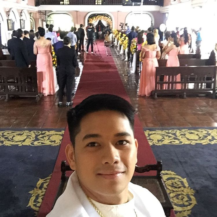 BEHIND-THE-SCENES: Rafael and Camille's wedding