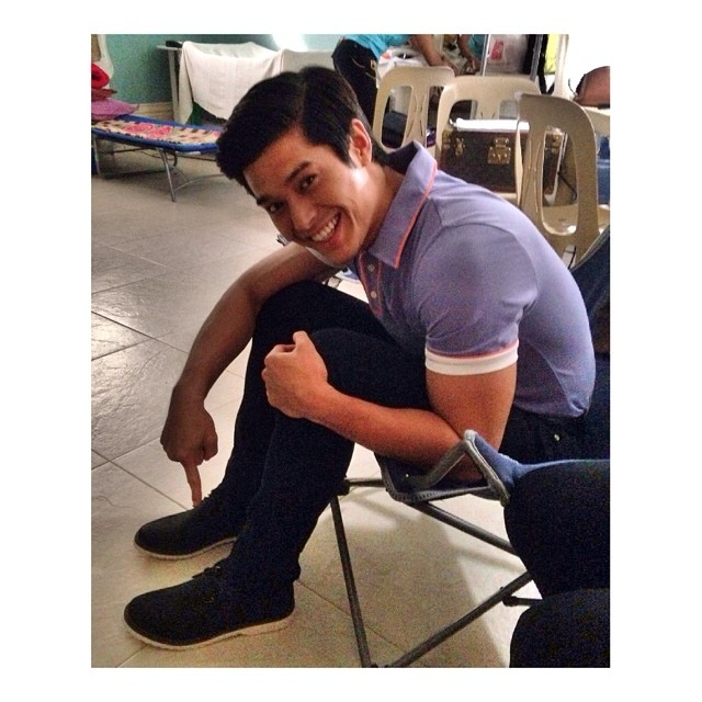 30 Irresistible photos of JC De Vera being adorable