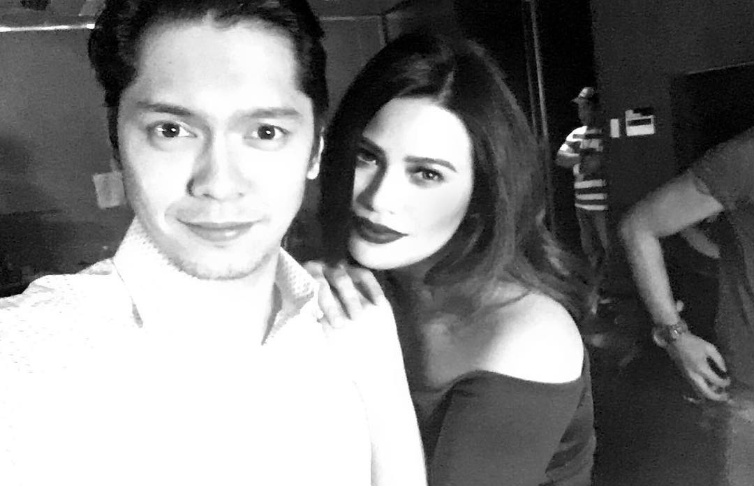 10 Times Carlo and Denise actually look good together