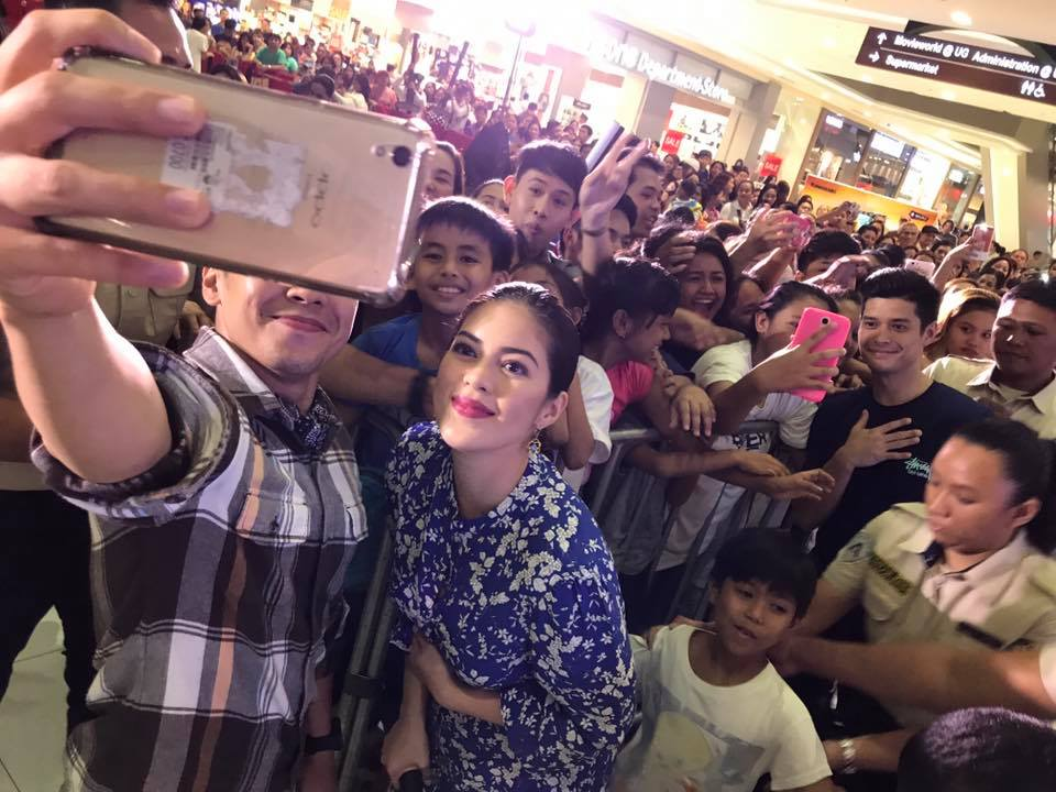 PHOTOS: The Better Half Mall Tour