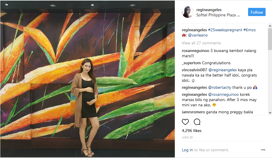 19 times Regine Angeles slayed her pregnancy photos!