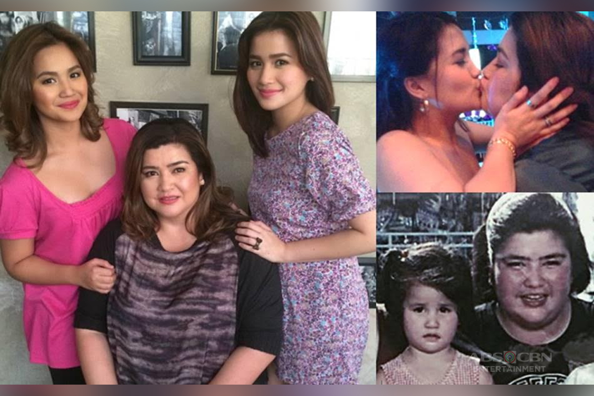 17 Photos that show the sweet bond of Nadia Montenegro and her gorgeous daughters!