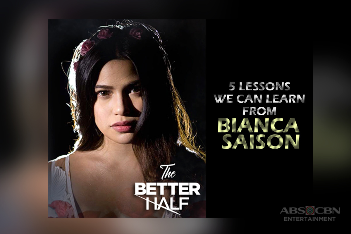 "Yes, we can learn life lessons from a vicious Bianca on ""The Better Half"""