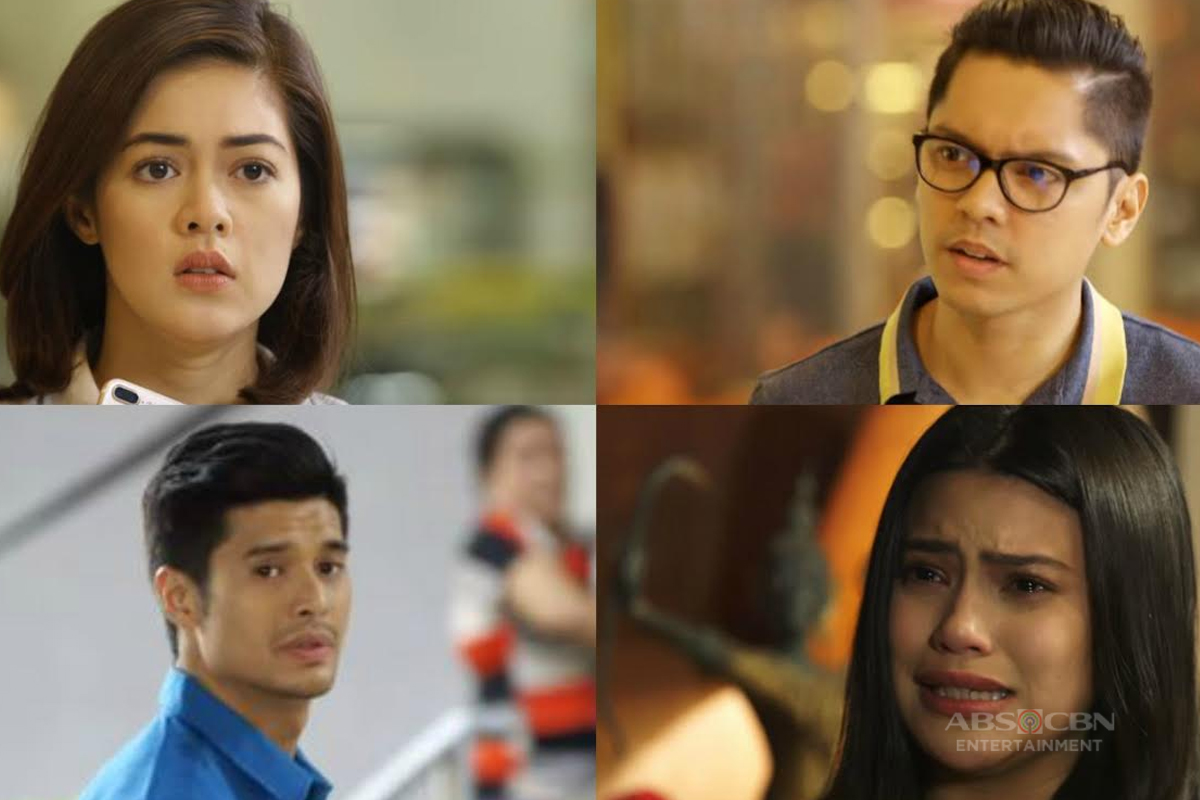 Carlo, Shaina, Denise fight for love in