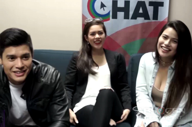3 thing to know about Carlo Aquino according to his The Better Half co-stars Shaina, Denise & JC