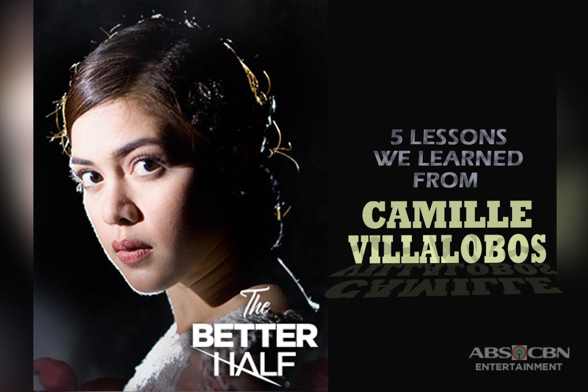 5 Lessons we learned from Camille Villalobos on The Better Half